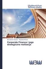 Corporate Finance i jego strategiczna realizacja
