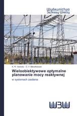 Wieloobiektywowe optymalne planowanie mocy reaktywnej