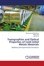 Topographies and Optical Properties of Cold-rolled Metals Materials