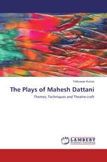 The Plays of Mahesh Dattani