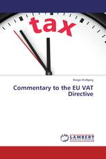 Commentary to the EU VAT Directive