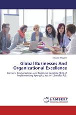 Global Businesses And Organizational Excellence