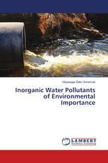 Inorganic Water Pollutants of Environmental Importance