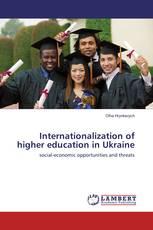 Internationalization of higher education in Ukraine