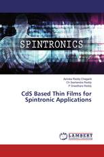 CdS Based Thin Films for Spintronic Applications