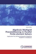 Algebraic Multigrid Preconditioning in Parallel Finite-element Solvers