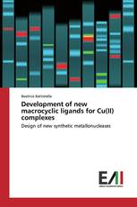 Development of new macrocyclic ligands for Cu(II) complexes