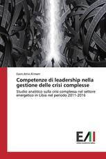 Competenze di leadership nella gestione delle crisi complesse