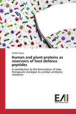 Human and plant proteins as reservoirs of host defence peptides