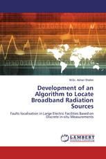 Development of an Algorithm to Locate Broadband Radiation Sources