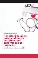 Hospitalizaciones potencialmente evitables por enfermedades crónicas