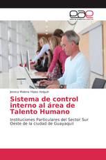 Sistema de control interno al área de Talento Humano