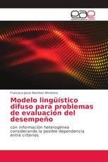 Modelo lingüístico difuso para problemas de evaluación del desempeño