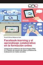 Facebook-learning y el aprendizaje colaborativo en la formación online