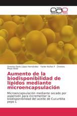 Aumento de la biodisponibilidad de lípidos mediante microencapsulación