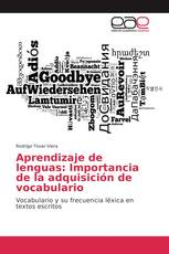 Aprendizaje de lenguas: Importancia de la adquisición de vocabulario