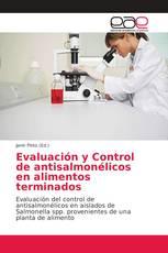 Evaluación y Control de antisalmonélicos en alimentos terminados