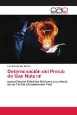 Determinación del Precio de Gas Natural