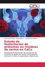 Estado de fosforilación de proteínas en residuos de serina en CaCu