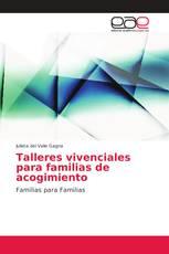 Talleres vivenciales para familias de acogimiento