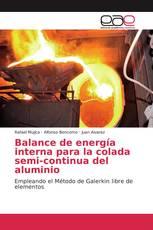 Balance de energía interna para la colada semi-continua del aluminio