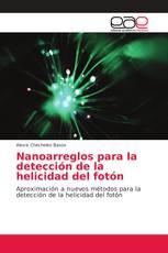 Nanoarreglos para la detección de la helicidad del fotón