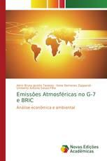 Emissões Atmosféricas no G-7 e BRIC