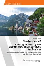 The impact of sharing economy on accommodation services in Austria