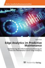 Edge Analytics im Predictive Maintenance
