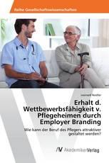 Erhalt d. Wettbewerbsfähigkeit v. Pflegeheimen durch Employer Branding