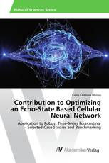 Contribution to Optimizing an Echo-State Based Cellular Neural Network