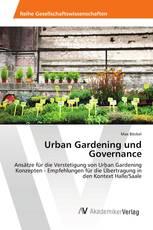 Urban Gardening und Governance