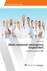 Main national emergency responders