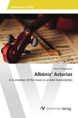 Albéniz' Asturias