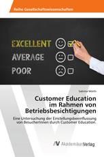 Customer Education im Rahmen von Betriebsbesichtigungen