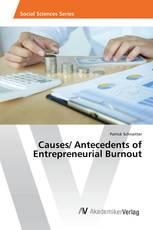Causes/ Antecedents of Entrepreneurial Burnout