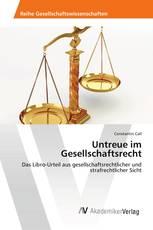 Untreue im Gesellschaftsrecht