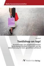 Textilshop on top!