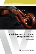 Violinkonzert Nr. 1 von Sergei Prokofiev