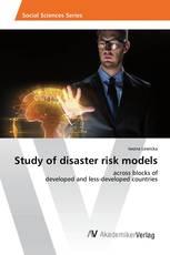 Study of disaster risk models
