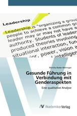 Gesunde Führung in Verbindung mit Genderaspekten