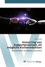 Insourcing von Supportprozessen als mögliche Kostenreduktion