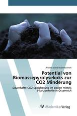Potential von Biomassepyrolysekoks zur CO2 Minderung