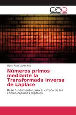 Números primos mediante la Transformada inversa de Laplace