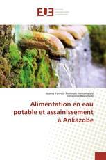 Alimentation en eau potable et assainissement à Ankazobe