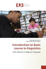 Introduction to Basic course in linguistics