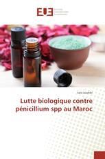 Lutte biologique contre pénicillium spp au Maroc