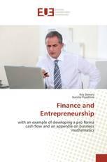 Finance and Entrepreneurship