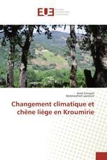 Changement climatique et chêne liège en Kroumirie