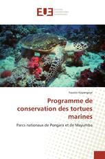 Programme de conservation des tortues marines